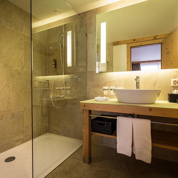 Chambre Double Deluxe De L'hôtel Spitzhorn, Saanen-Gstaad
